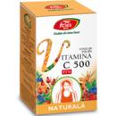 Vitamina C 500 Naturala, solubila