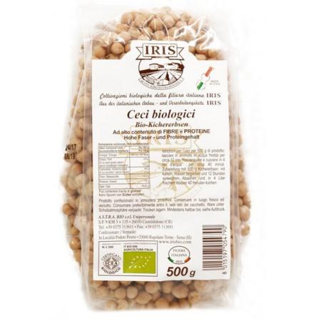Naut boabe Iris Bio 500 grame
