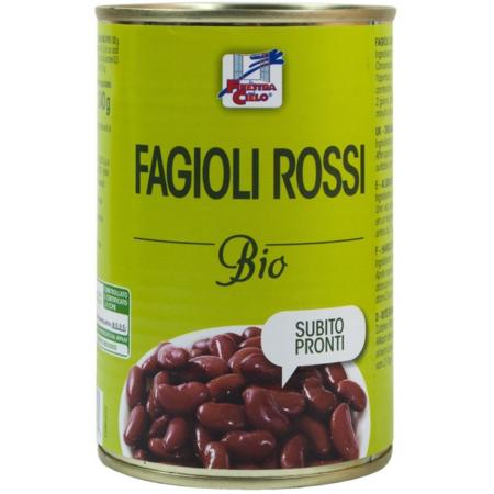 Fasole rosie La Finestra Sul Cielo 400 grame