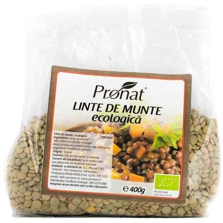 Linte de munte Bio Pronat 400 grame
