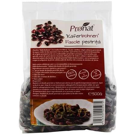 Fasole pestrita Pronat Kaferbohnen 500 grame