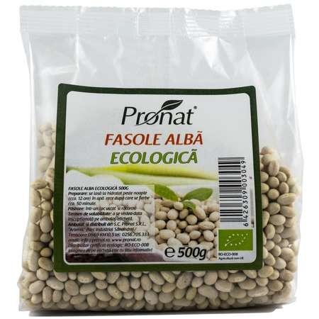 Fasole alba Bio Pronat 500 grame
