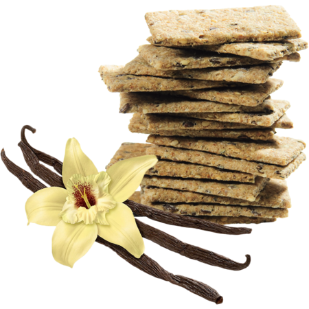 Crackersi Keta Crackers cu Vanilie Bourbon 1 Kg