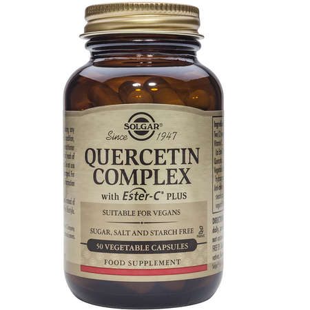Quercetin Complex Solgar 50 capsule vegetale