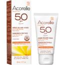 Crema Bio protectie solara fata SPF 50 Acorelle 50 ml