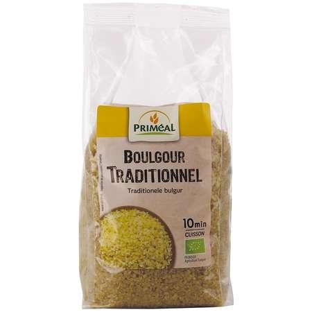 Bulgur traditional PRIMEAL 500 grame