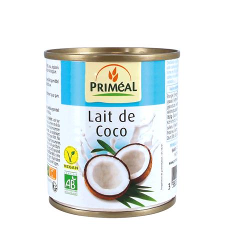 Lapte de cocos Bio PRIMEAL 225 ml