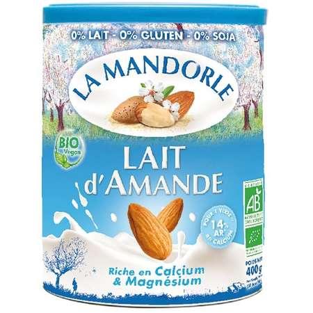 Lapte praf de migdale La Mandorle 400 grame