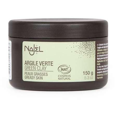 Argila verde NAJEL 150 grame