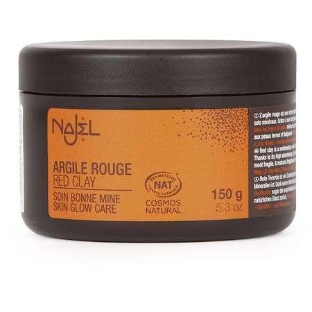Argila rosie NAJEL 150 grame