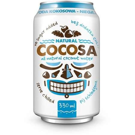 Apa de cocos naturala Diet-Food Cocosa 330 ml