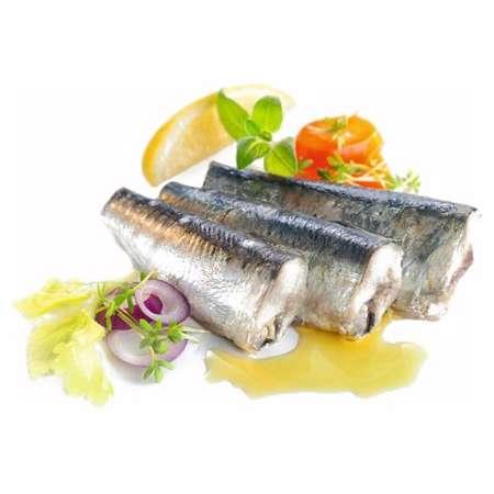 Sardine in ulei de masline extravirgin Fontaine 120 grame
