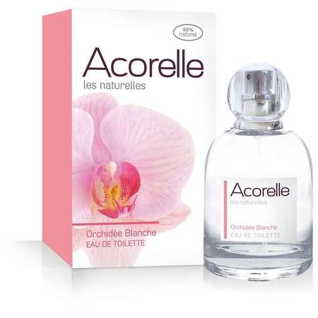 Apa de toaleta Acorelle Orchidee Blanche 50 ml