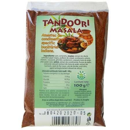 Tandoori Masala HERBALSANA 100 grame