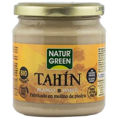 Tahin alb bio Natur Green 300 grame
