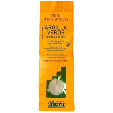 Argila verde pentru uz extern pulbere fina Argital 1 kg