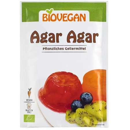 Agar agar BIO Biovegan 30 grame