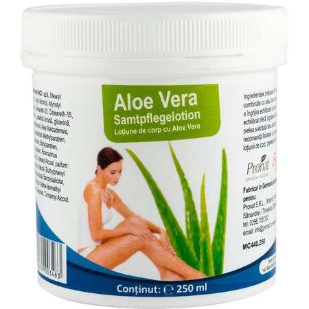 Lotiune de corp cu Aloe Vera Pronat Medicura 250 ml