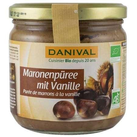Crema de castane cu vanilie BIO-CORNER 380 grame