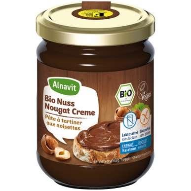 Crema de cacao si alune de padure BIO-CORNER 200 grame