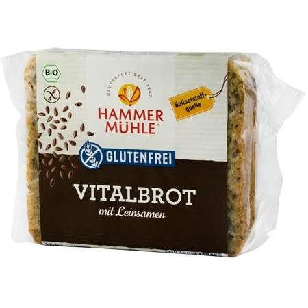 Paine BIO Vital cu seminte de in Hammer Muhle 250 grame
