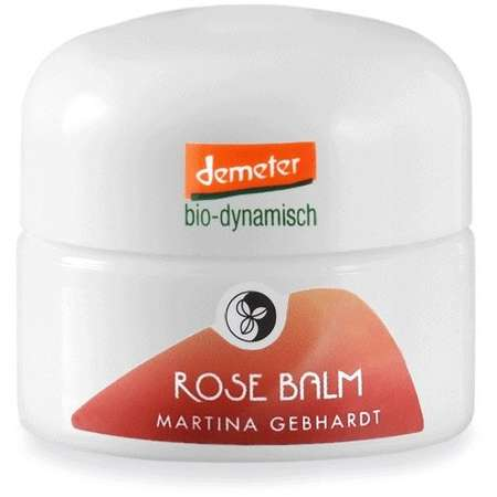 Balsam de trandafiri Martina Gebhardt Naturkosmetik 15 ml