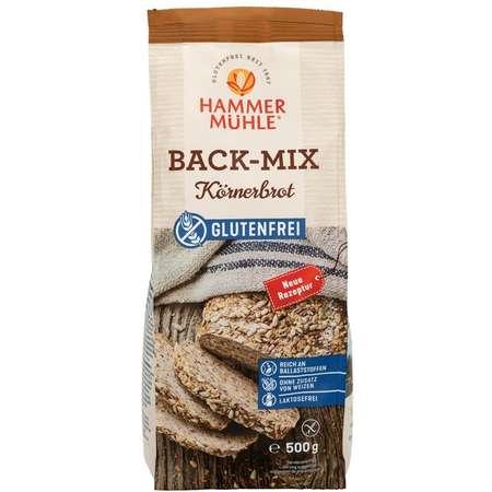 Premix pentru paine-multicereale cu seminte fara gluten Hammer Muhle 500 grame