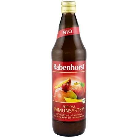 Suc pur bio pentru sistemul imunitar Rabenhorst 0.75 l