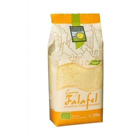 Mix Bio cu naut si curry pentru Falafel Bohlsener M 250 grame