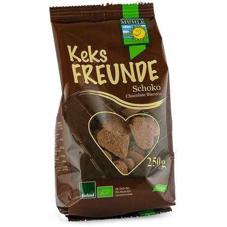 Freunde Biscuiti Bio cu ciocolata Bohlsener M 250 grame