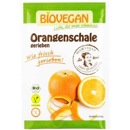 Coaja de portocala Bio rasa Biovegan 9 grame