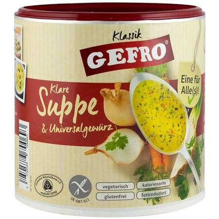 Supa de legume si condiment universal Gefro 450 grame