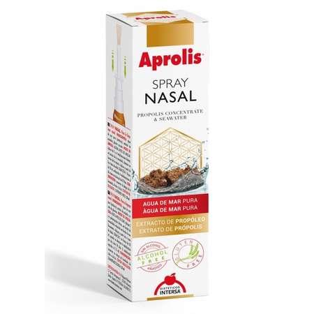 Spray nazal cu extract de propolis si apa de mare Aprolis 20 ml