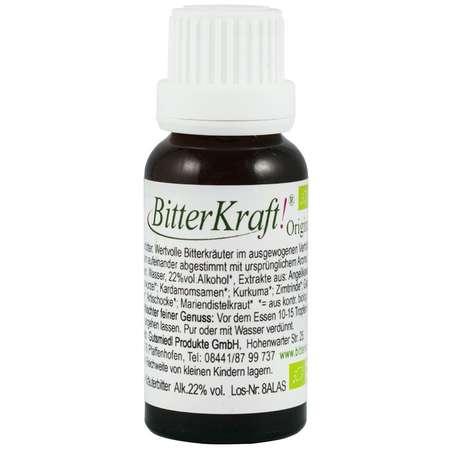 Bitter Kraft Original, Bitter Kraft Original 20 ml