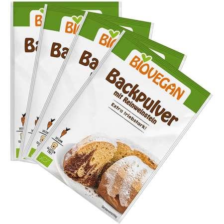 Praf de copt, fara gluten Biovegan 4x17 grame