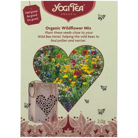 Mix seminte flori salbatice yogi tea Yogi Tea 50 grame