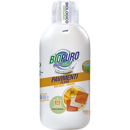 Detergent lichid pentru spalarea pardoselilor Biopuro 1000 ml