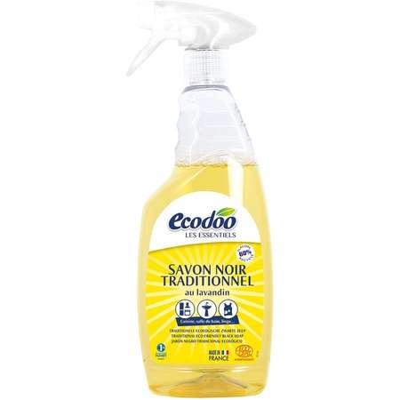 Sapun negru Ecodoo utilizari multiple spray 750ml