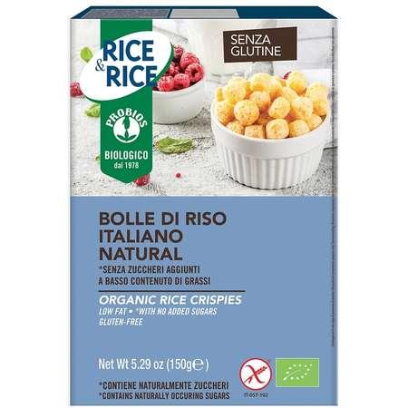 Bilute de orez PROBIOS fara gluten fara zahar 150g