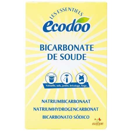 Bicarbonat de sodiu Ecodoo pentru menaj 500g