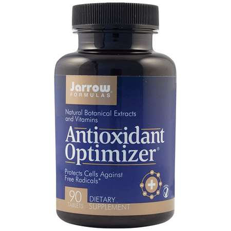 Supliment alimentar Antioxidant Optimizer Jarrow Formulas 90 tablete vegetale filmate