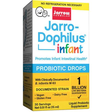 Supliment alimentar Jarro-Dophilus Infant Jarrow Formulas flacon cu 15ml