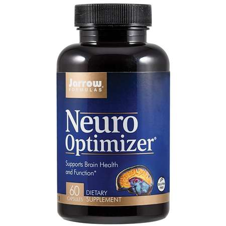 Supliment alimentar Neuro Optimizer Jarrow Formulas 60 capsule