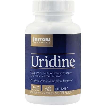 Supliment alimentar Uridine Jarrow Formulas 250mg 60 capsule