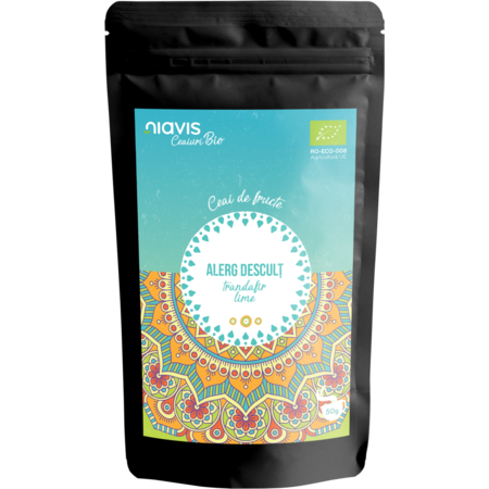Ceai Ecologic, Bio, Niavis Alerg Descult, 50 grame