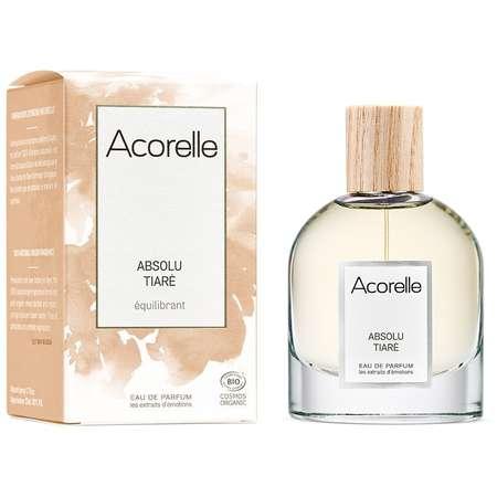 Parfum Bio, EDP ABSOLU TIARE, Acorelle 50 mililitri