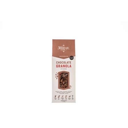 Cereale Hester's Life Granola cu Ciocolata 320 grame
