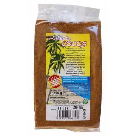 Zahar de Cocos HERBALSANA 250 grame