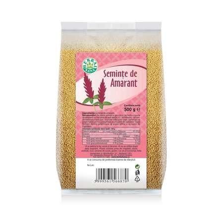 Seminte de Amarant HERBALSANA 500 grame