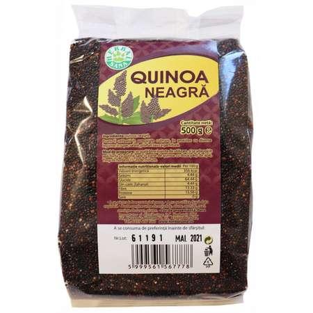 Seminte de Quinoa Neagra HERBALSANA 500 grame